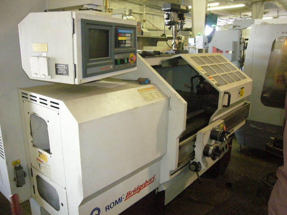 CNC & MANUAL LATHES